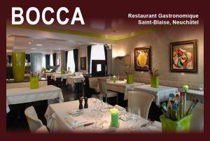 Restaurant Le Bocca
