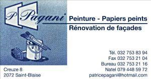 Peinture Pagani